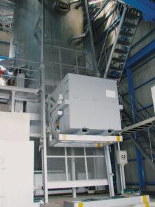 産業廃棄物中間処理システム